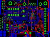 MORE PCB-board-PCB-layout-design