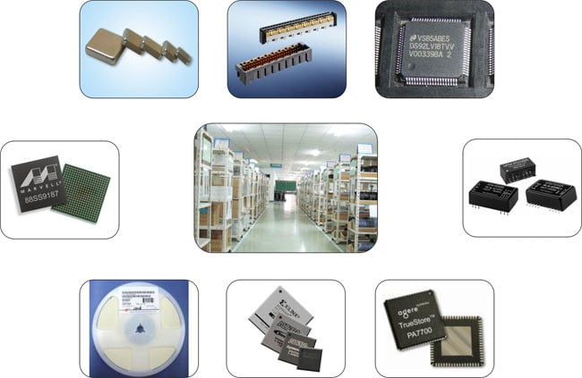 MORE PCB electronic components