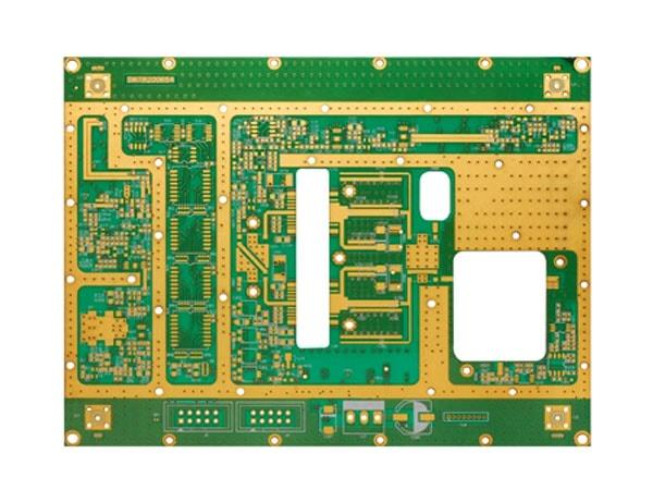 High-frequency-PCB