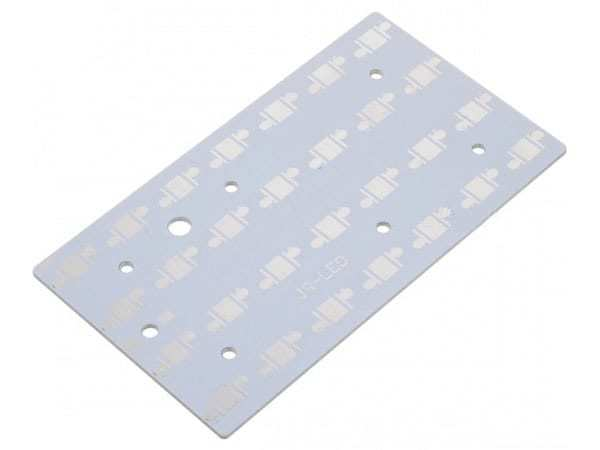Led Tube Pcb With Aluminum Core 1oz 2oz 3oz Led Printed Circuit Board